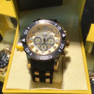 Other - Invicta Pro diver chronograph must sell